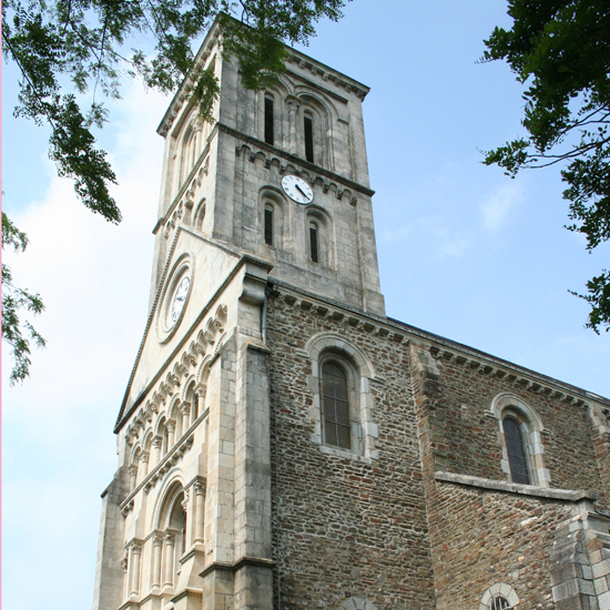 Eglise Montsûrs