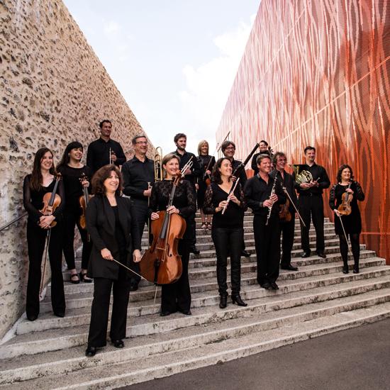 Ensemble instrumental de la Mayenne © Simon Hermine