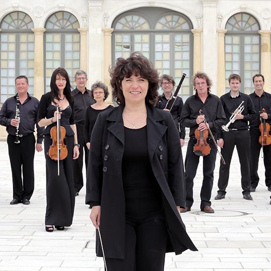 Ensemble instrumental de la Mayenne