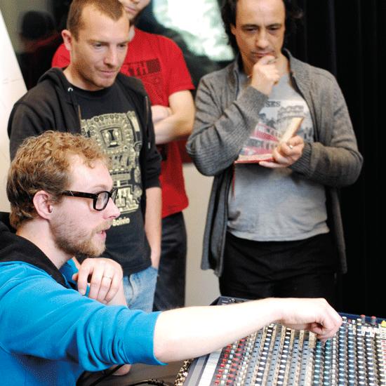Techniques d'enregistrement en home studio