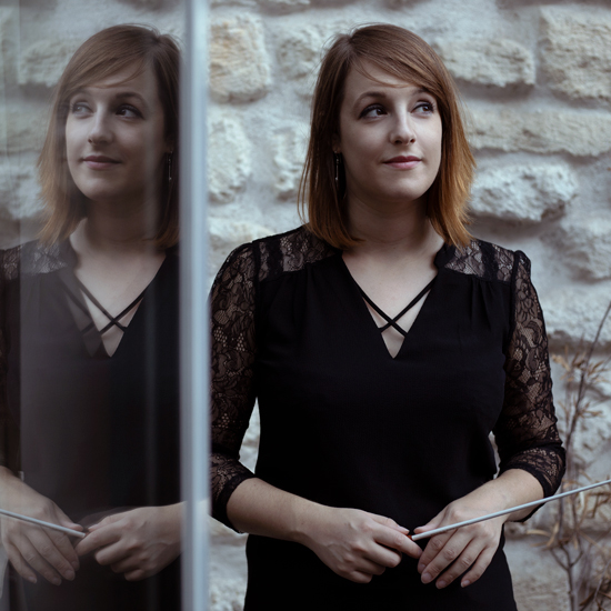 Chloé Meyzie, par © Marie-Clémence David