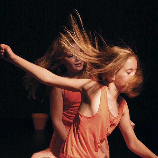 Grandir avec la danse